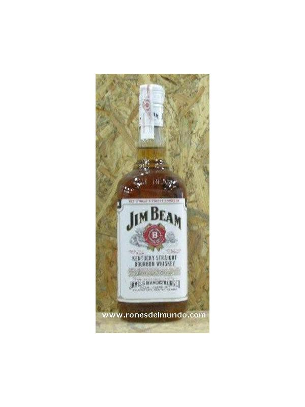 BOURBON JIM BEAM 1 LITRO