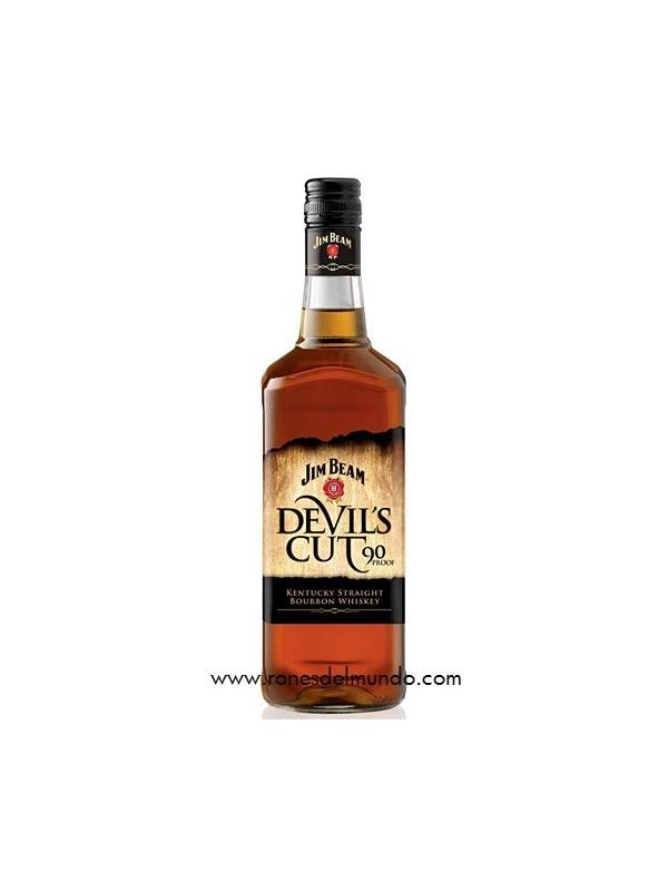 BOURBON JIM BEAM DEVILS CUT
