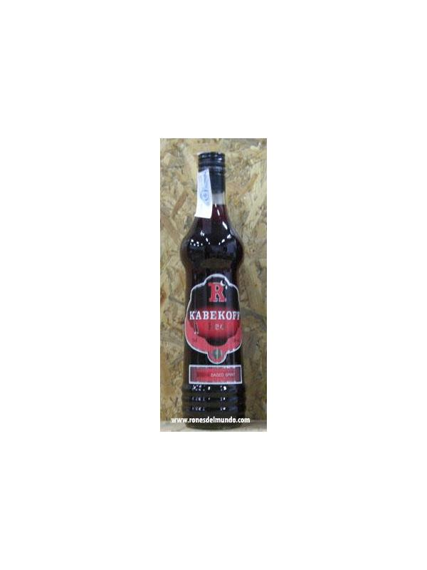 VODKA KABEKOFF RED -