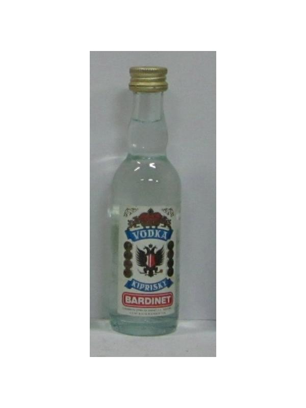 VODKA KIPRISKY BARDINET - VODKA KIPRISKY BARDINET