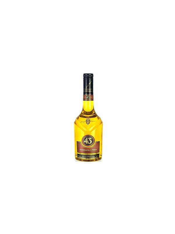 MINIATURA LICOR 43 5 CL