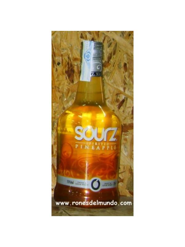 SOURZ PINEAPPLE - PIÑA