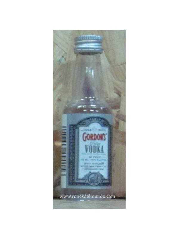 MINIATURA GORDONS VODKA