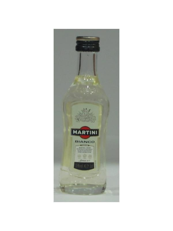 MINIATURA MARTINI BLANCO 5 CL