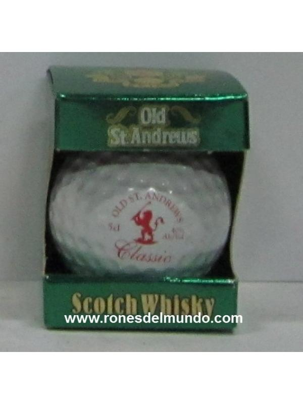 MINIATURA WHISKY OLD ST ANDREUS