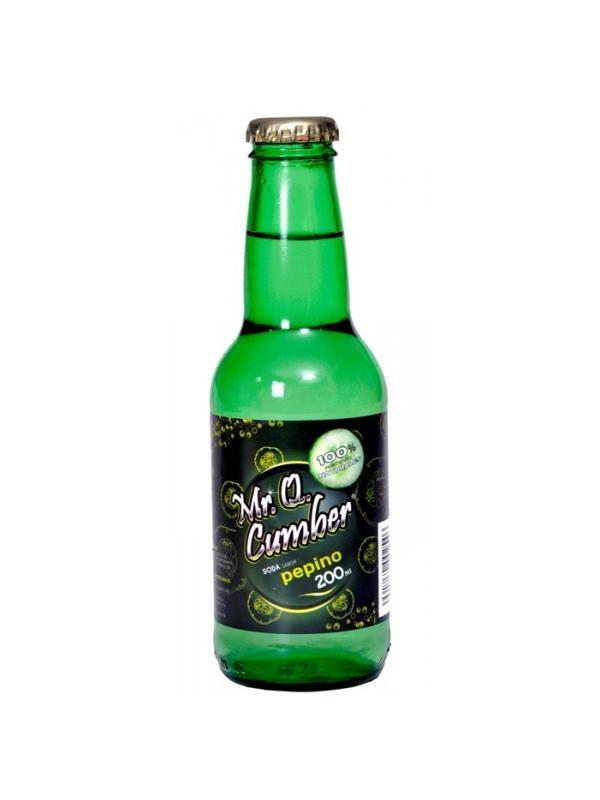 Mr Q cumber Pepino ( soda )