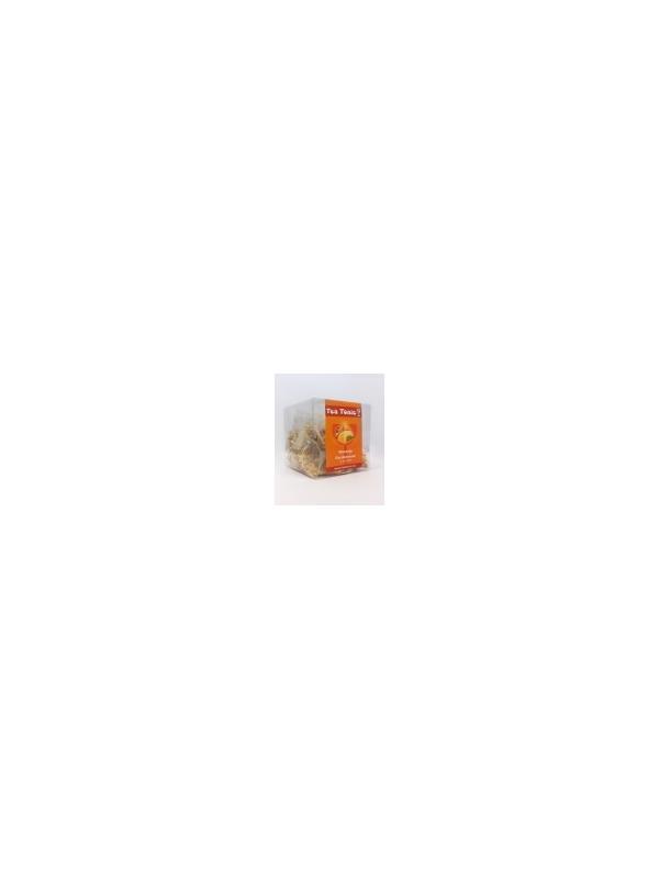 TEA TONIC NARANJA CARDAMOMO - TEA TONIC NARANJA CARDAMOMO El tea tonic Fresh le proporcionara un toque naranja Se presenta en estuches de 15 piramides
