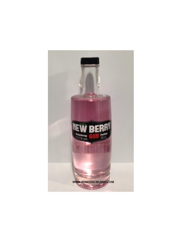 GINEBRA NEW BERRY ( FRAMBUESA )