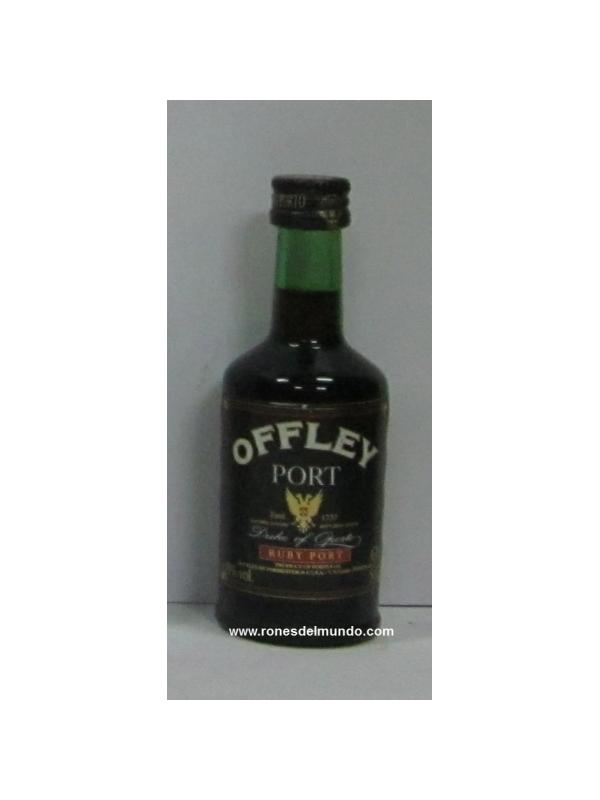 MINIATURA OPORTO OFFLEY