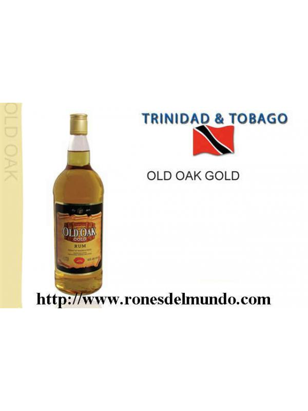 RON OLD OAK GOLD 1 LITRO