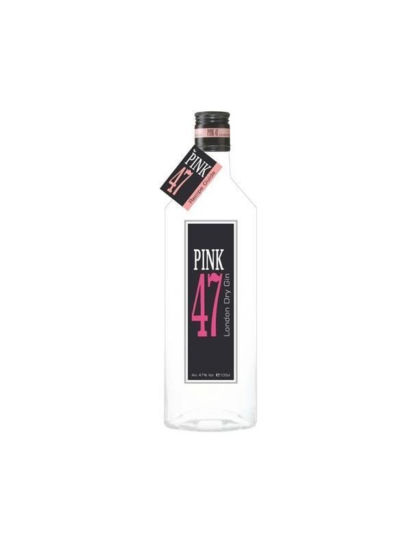 GINEBRA PINK 47 1 LITRO ( FORMATO USA)