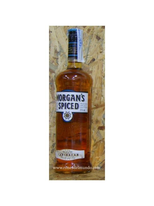 RON MORGANS SPICED