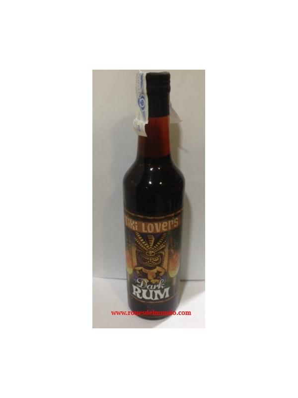 RON TIKI LOVERS - RON - RHUM - RUM TIKI LOVERS