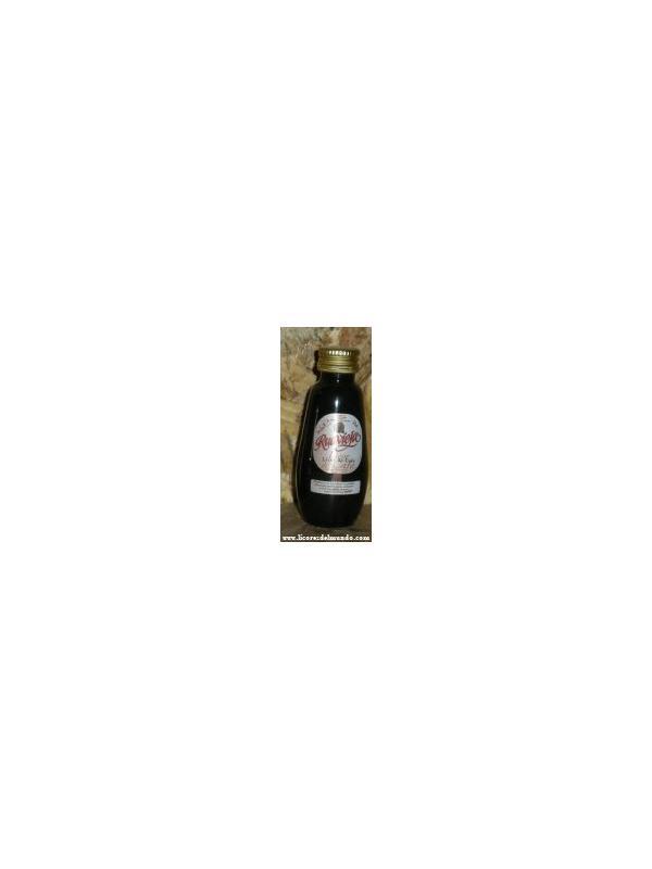 MINIATURA RUAVIEJA ORUJO CAFE 5 CL ( PLASTICO )