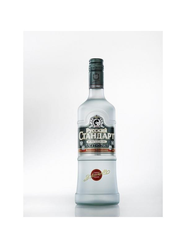 VODKA RUSSIAN STANDARD - VODKA RUSSIAN STANDARD 70 cl