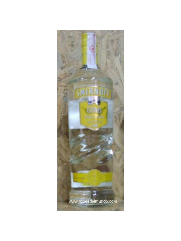 VODKA SMIRNOFF CITRUS 1 L