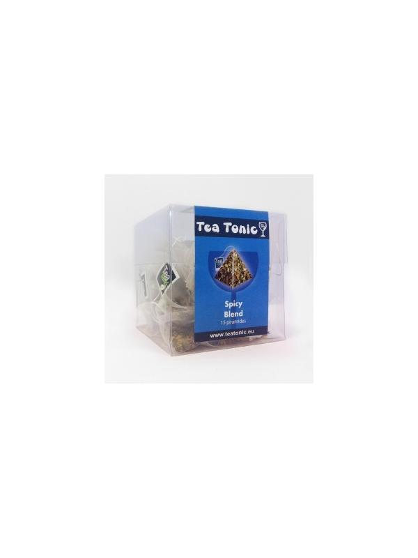 TEA TONIC SPICY BLEND - TEA TONIC SPICY BLEND