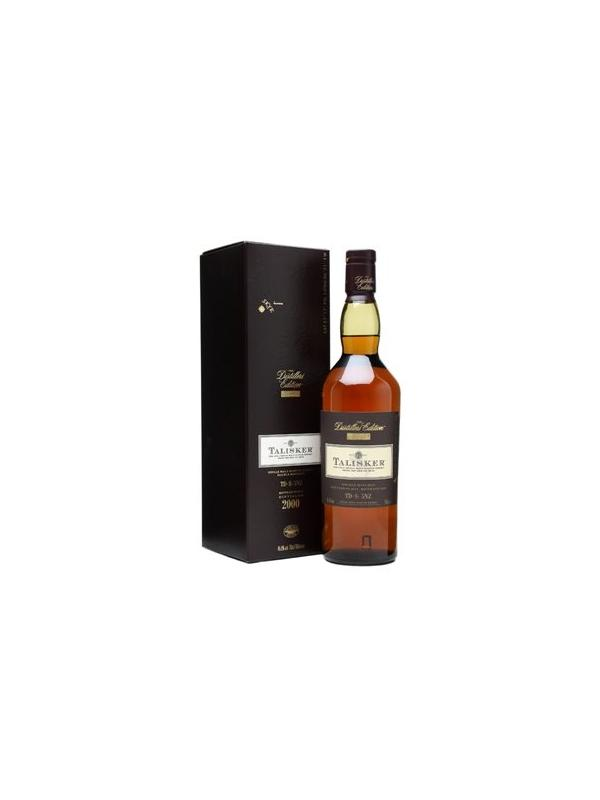 WHISKY TALISKER THE DISTILLERS EDITION 2000 - WHISKY TALISKER THE DISTILLERS EDITION 2000