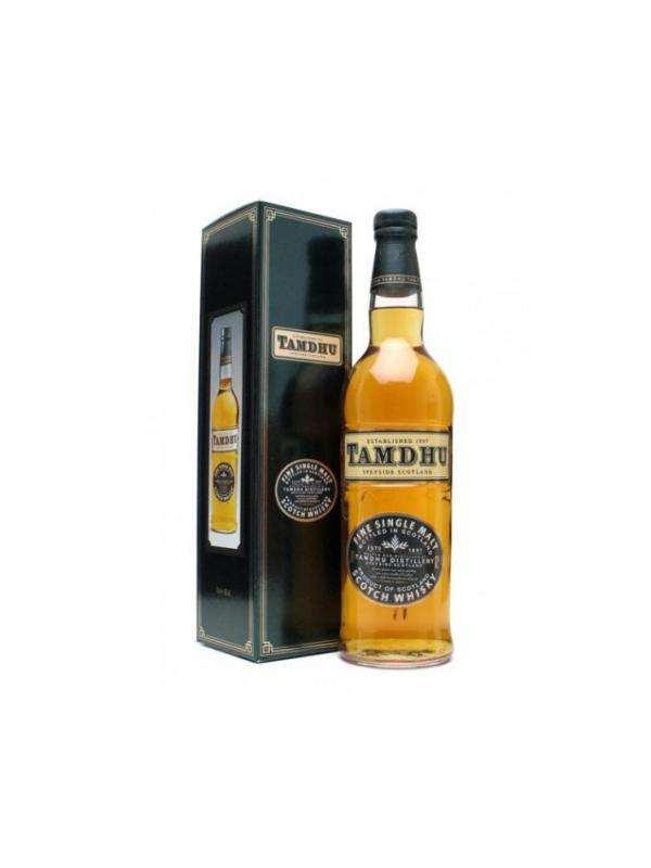 WHISKY TAMDHU SINGLE MALT  - WHISKY TAMDHU FINE SINGLE MALT