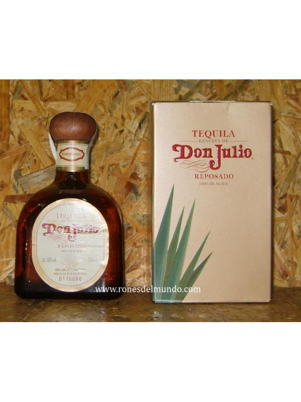 TEQUILA DON JULIO REPOSADO -