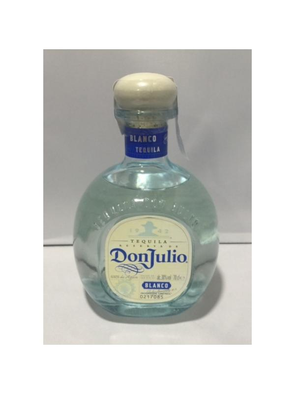 TEQUILA DON JULIO BLANCO - TEQUILA MEXICANO DON JULIO BLANCO