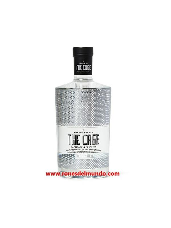 GINEBRA THE CAGE - GINEBRA - GIN - ESPAÑOLA THE CAGE