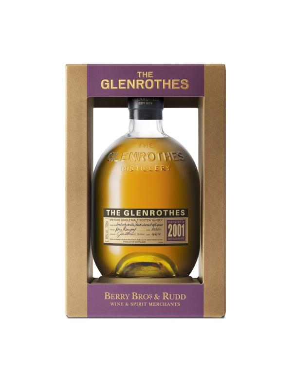 WHISKY GLENROTHERS 2001