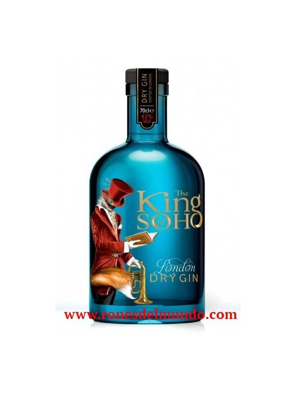 GINEBRA THE KING SOHO