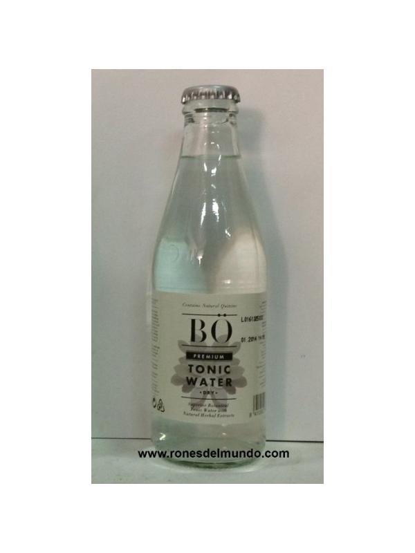 TONICA BO DRY - TONICA BO DRY Bo dry es una tonica equilibrada con extractos naturales, en paladar aparece un fondo cítrico de bergamota