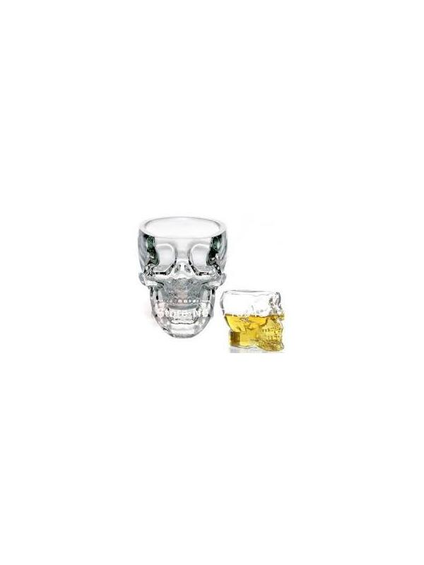 VASOS VODKA CRISTAL HEAD