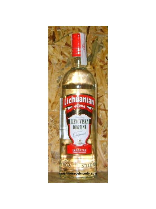 VODKA LITHUANIAN ORIGINAL 1L