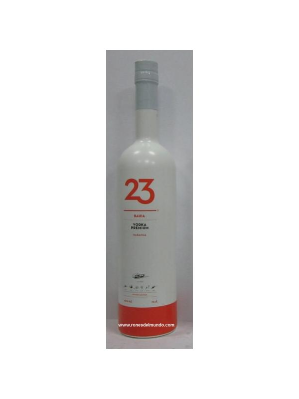 VODKA BAHIA 23 NARANJA