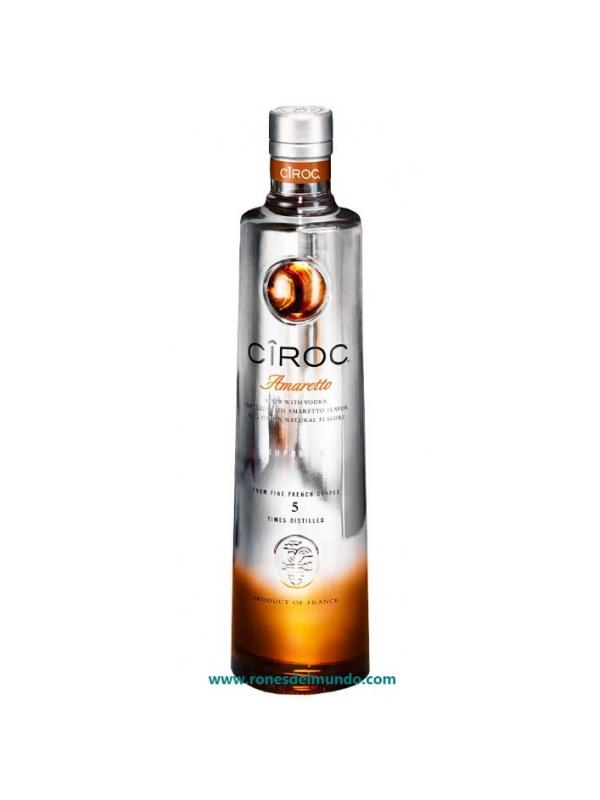 VODKA CIROC AMARETTO 1 LITRO
