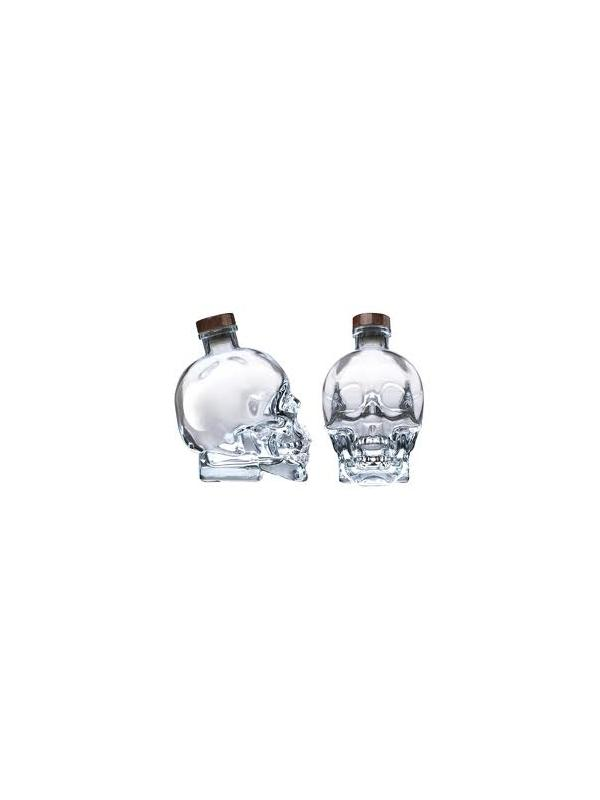 VODKA CRYSTAL HEAD 70 CL - VODKA CRYSTAL HEAD 70 CL