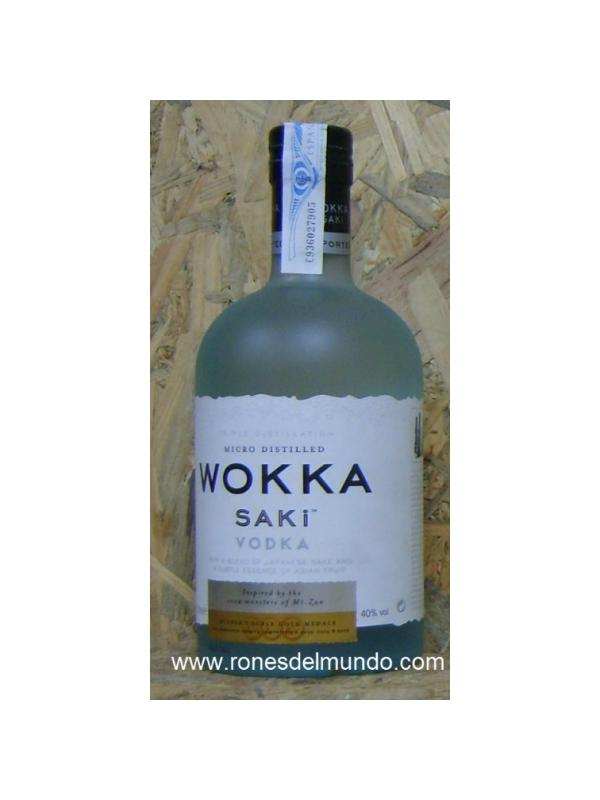 VODKA WOKKA SAKI -