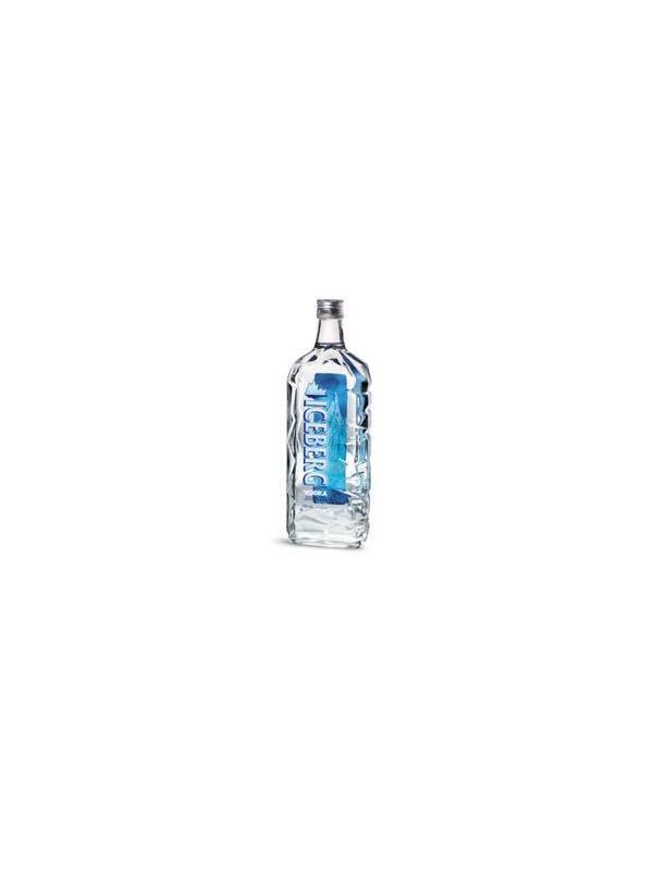 VODKA ICEBERG - Vodka fabricado en Canada. Iceberg Vodka es un vodka fabricado por la de Terranova y Labrador Liquor Corporation.  El vodka se produce utilizando el agua de los icebergs cosechadas en la costa de Terranova. Ganó el 2006-2007 Icono de Oro a la mejor vodka; los Premios de Oro Icono son presentados anualmente por Travolta Family Entertainment.