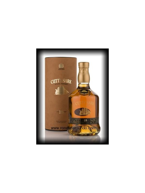 WHISKY CUTTY 18 AÑOS