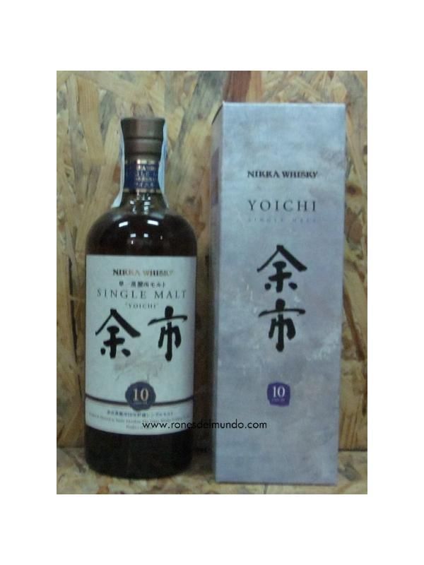 WHISKY NIKKA YOICHI 10 AÑOS ( JAPON )