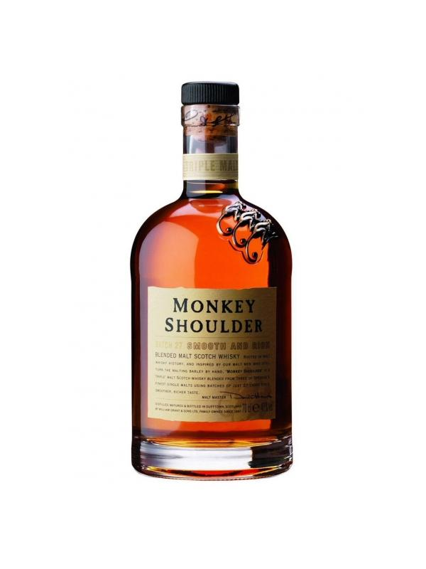 WHISKY MONKEY SHOULDER 1L - WHISKY MONKEY SHOULDER 1L