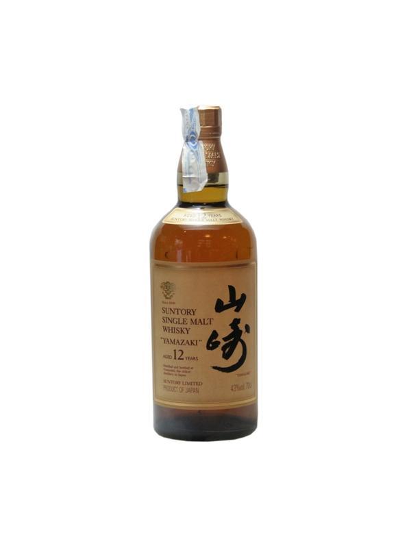 WHISKY YAMAZAKI 12 AÑOS -