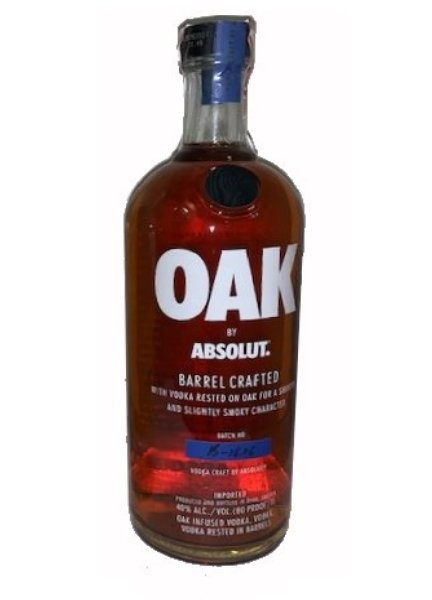 ABSOLUT OAK 1 L