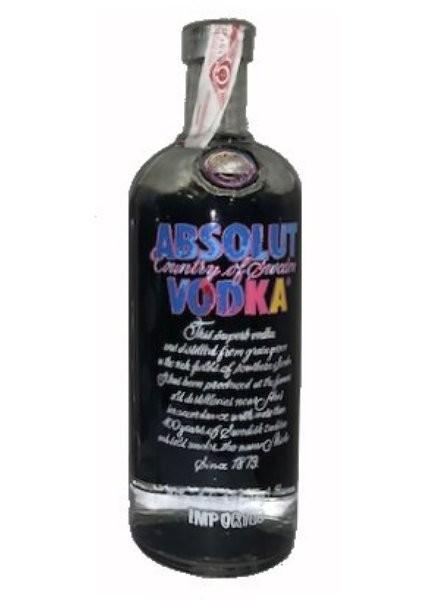 ABSOLUT WARHOL 1 L