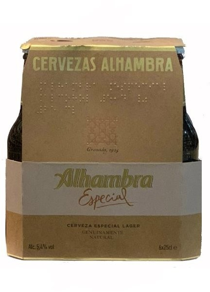 PACK ALHAMBRA ESPECIAL