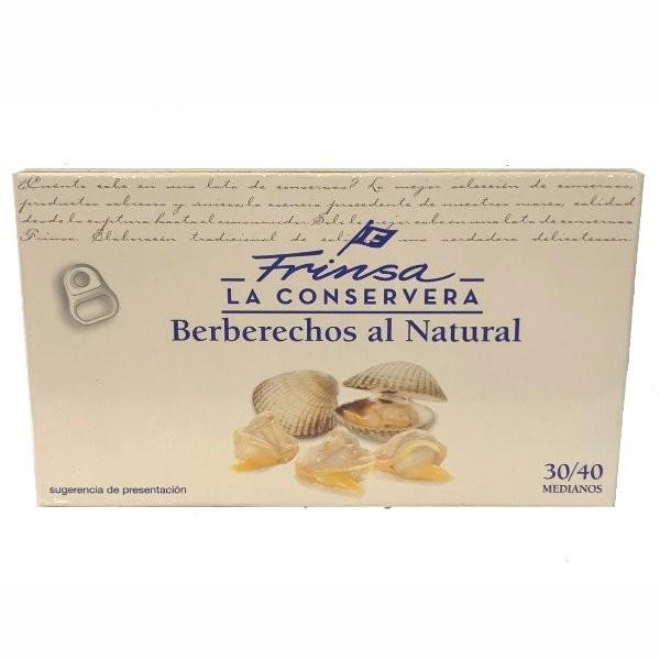 BERBERECHOS AL NATURAL 30/40