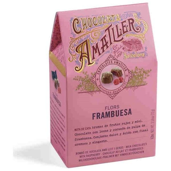 AMATLLER FLORS FRAMBUESA