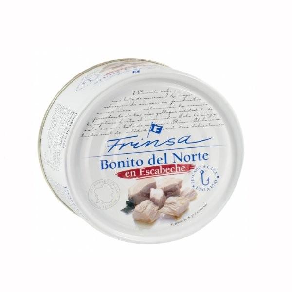 BONITO DEL NORTE EN ESCABECHE FRINSA