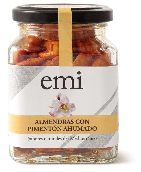 EMI ALMENDRAS CON PIMENTON AHUMADO - EMI ALMENDRAS CON PIMENTON AHUMADO