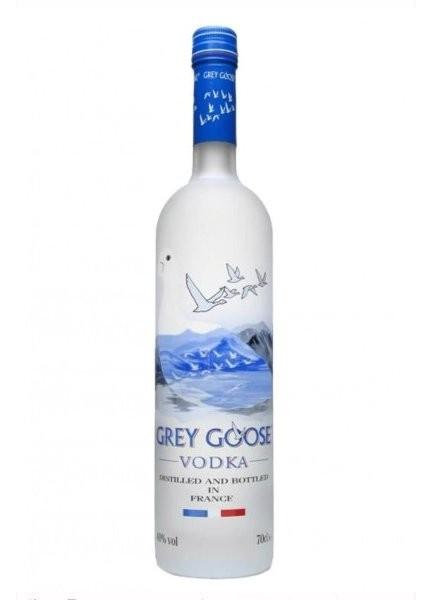 VODKA GREY GOOSE 70 CL - Vodka Grey Goose Volumen: 0.70 litro Graduación: 40 %