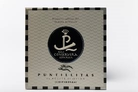 REAL CONSERVERA ESPAÑOLA PUNTILLITAS ( CHIPIRONES )