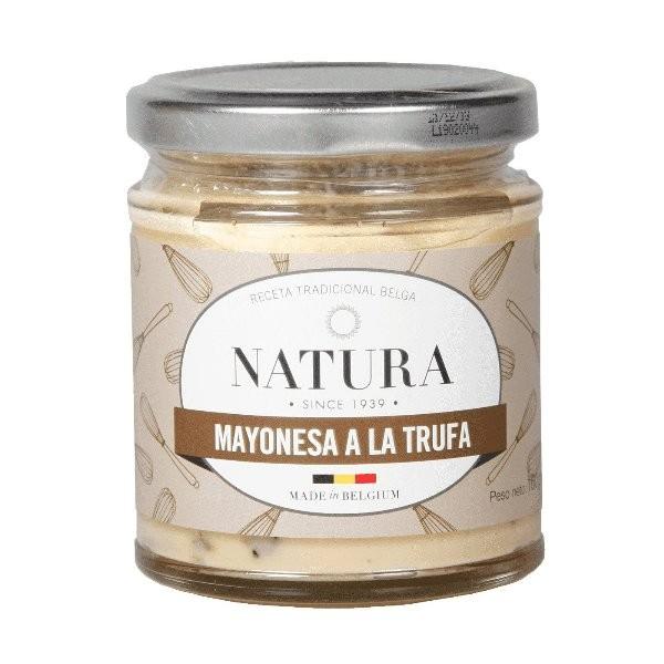 MAYONESA NATURA A LA TRUFA 160 G